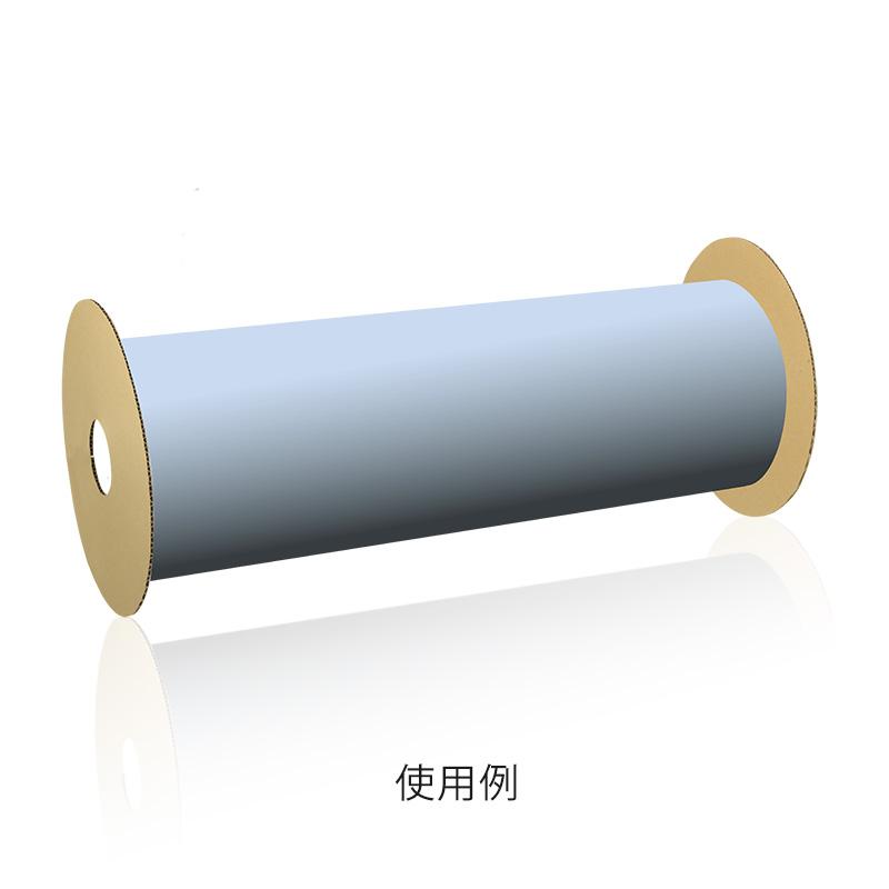 イメージ:円板緩衝材